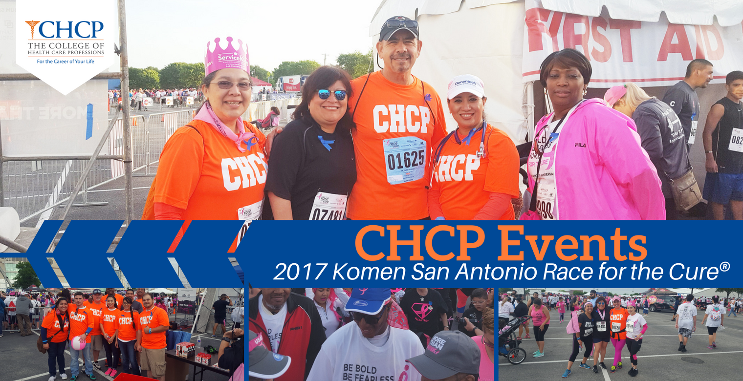 CHCP Events: 2017 Komen San Antonio Race for the Cure®