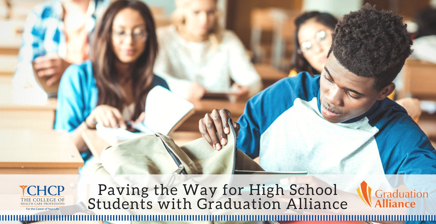 CHCP News | Paving the Way for High School Students with Graduation Alliance