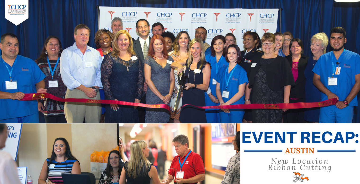 CHCP Events | New Location Ribbon Cutting & Reception: Austin