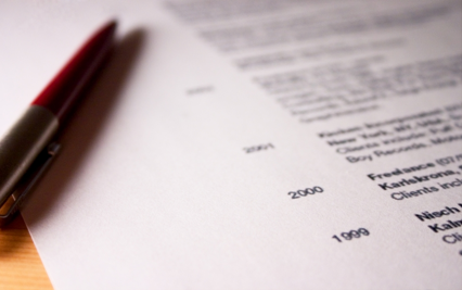 Education Section Of Resume | Resume 101 25 Tips To Writing A Resume Chcp Blog