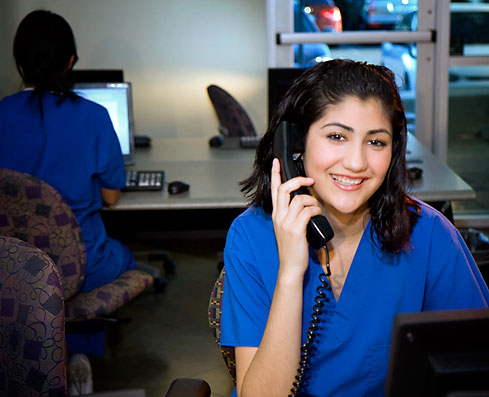 Becoming a Registered Health Information Technician