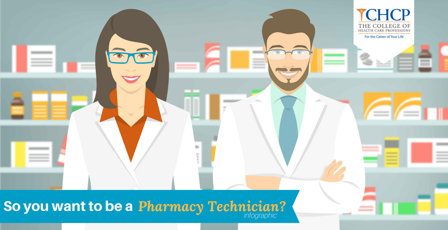 So You Want to Be a Pharmacy Technician? | CHCP Blog