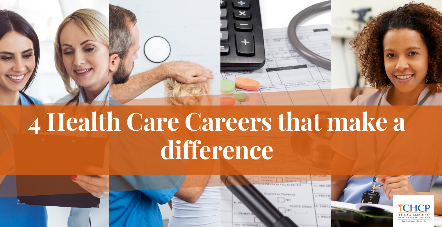 4 health care careers that make a difference