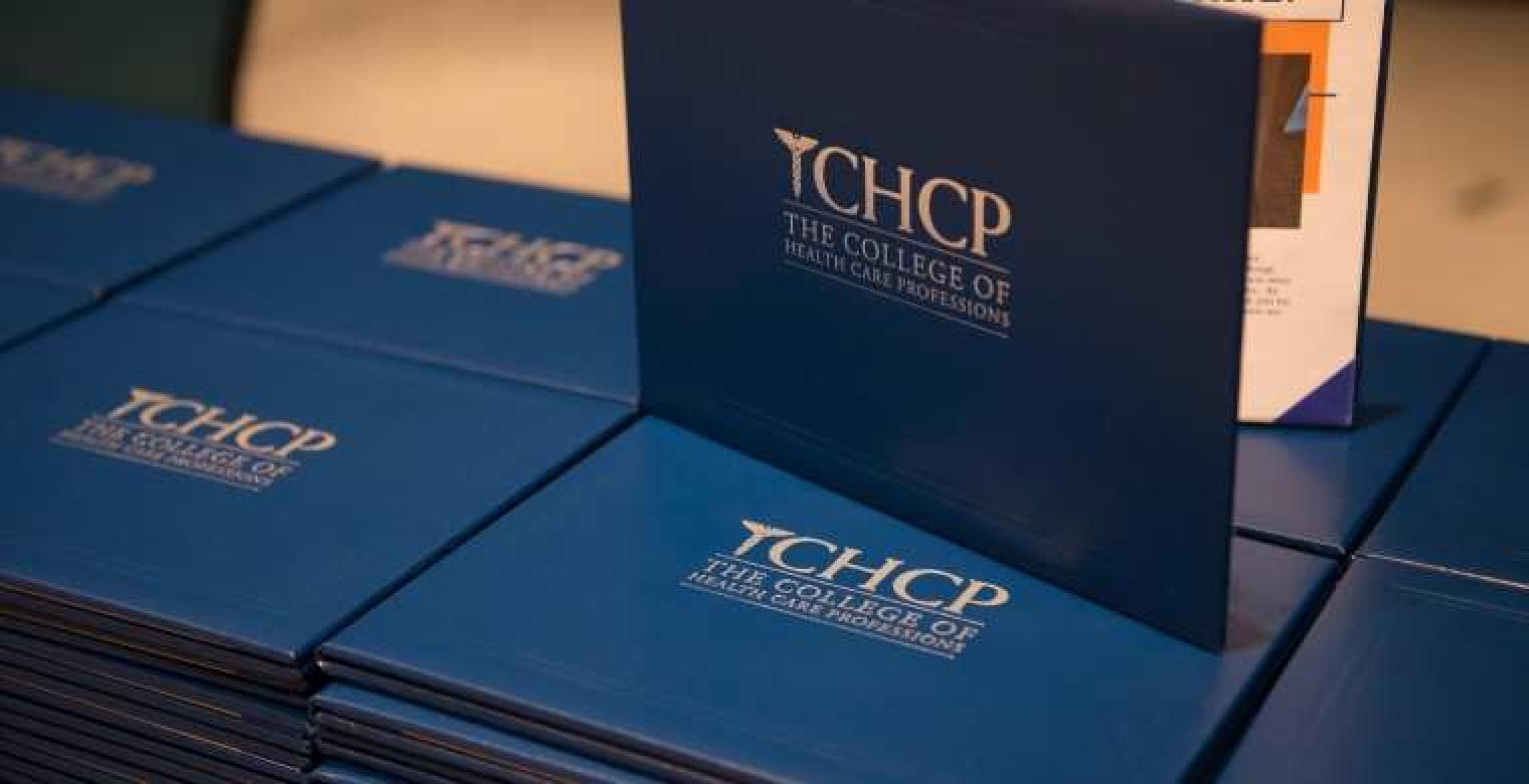 CHCP Diploma Cover on CHCP Tuition Pages